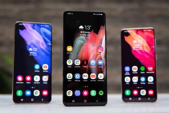 Las mejores ofertas familiares desbloqueadas de Samsung Galaxy S21 5G están de vuelta con una explosión