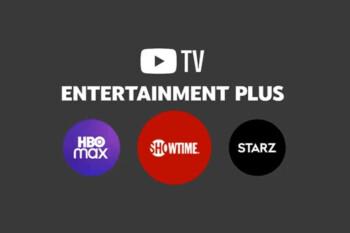 YouTube TV anuncia un nuevo paquete que incluye HBO Max, Showtime y más