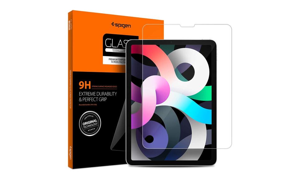 Los mejores protectores de pantalla para iPad Air 4