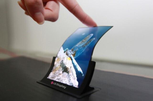 Según los informes, Apple elige a LG para ayudar a desarrollar pantallas flexibles para el iPhone plegable - La pantalla flexible para el iPhone plegable de Apple supuestamente será desarrollada por LG