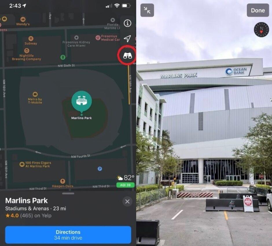 Utilice la función Apple Maps Look Around para realizar recorridos virtuales de determinadas ciudades: Apple agrega más ciudades que puede recorrer virtualmente a través de su función