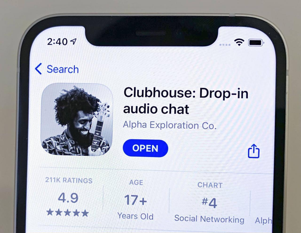 Fuente de la imagen - KYODO - Se informa que Facebook está desarrollando un clon de Clubhouse