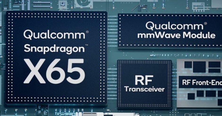 Qualcomm presenta su chip de módem Snapdragon X65 5G de 4 nm. El nuevo director ejecutivo de Qualcomm dice que la prohibición de los chips de Huawei agrega una capacidad muy necesaria en TSMC