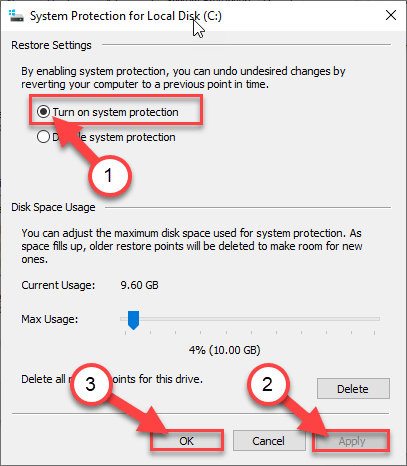 Configuración mínima del sistema de cd