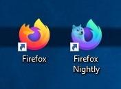 Logotipo de Firefox dux