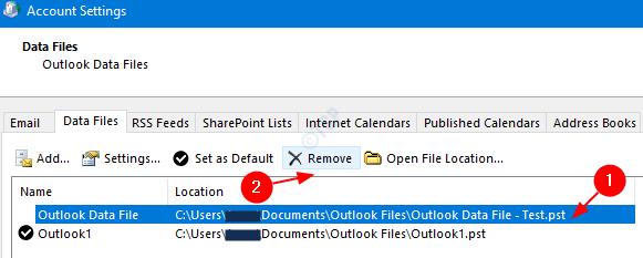 Eliminar el archivo