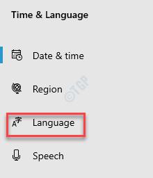 Configuración Hora e idioma Idioma