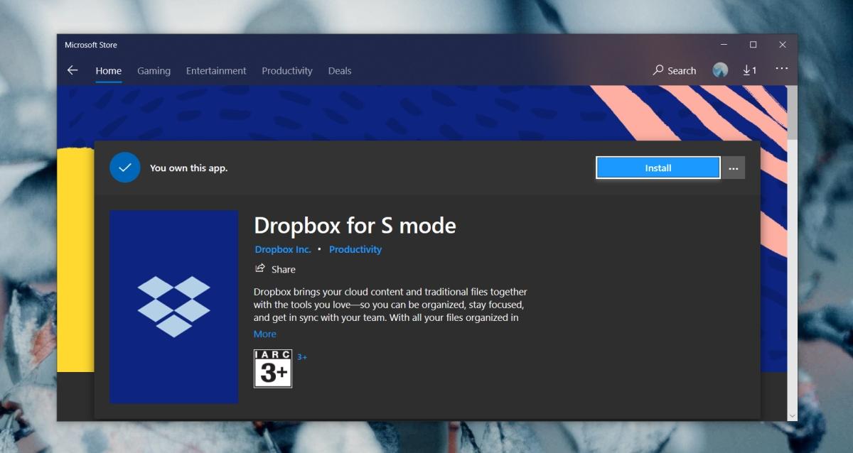 Dropbox deja de funcionar