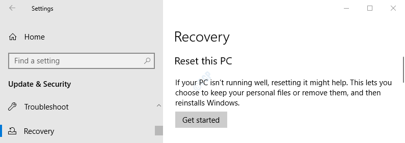Rsest esta PC