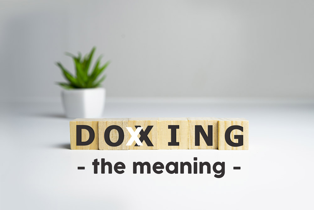 Significado de Doxxing