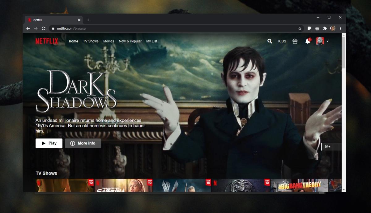 Arreglar el retraso de Netflix en Windows 10