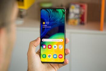 Otro teléfono de la serie Samsung Galaxy A está recibiendo su actualización de Android 11