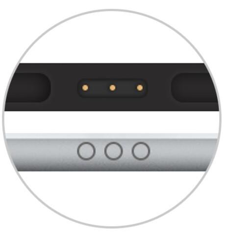 Conector de teclado inteligente para iPad: es posible que el iPhone 13 no carezca de puerto después de todo, pero tiene un conector nuevo