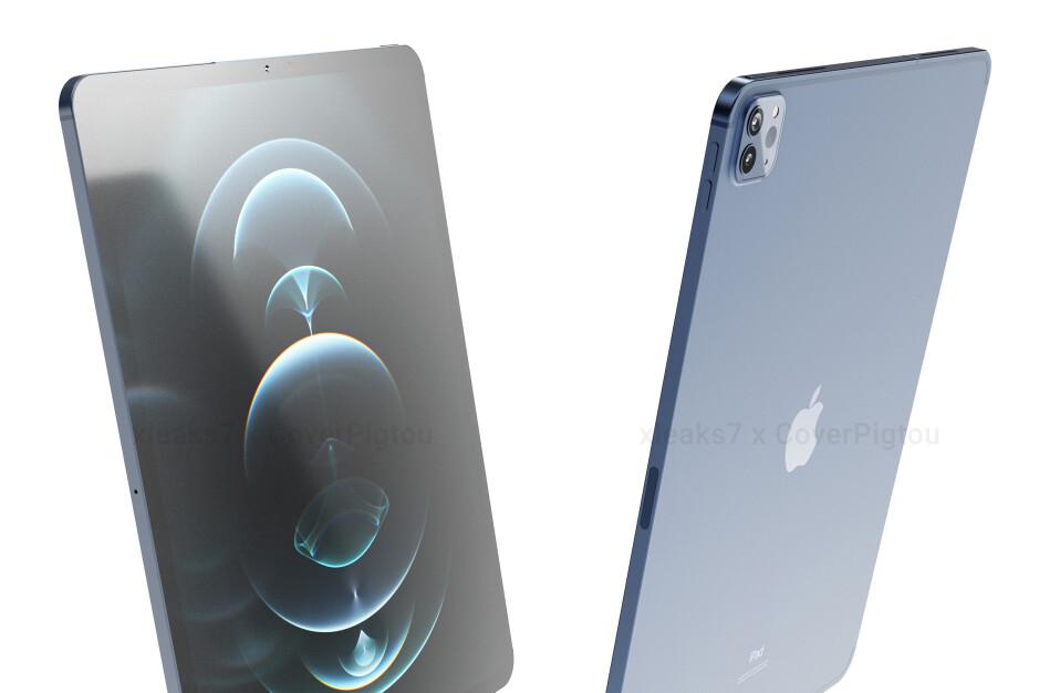 El iPad Pro mini-LED de Apple (2021) nuevamente se lanzará este mes