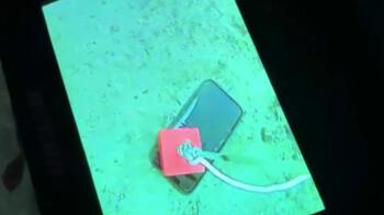 El iPhone de Apple recuperado del lago congelado después de un mes es completamente funcional