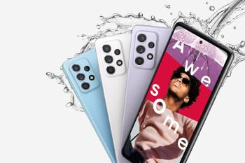 ¿Los Samsung Galaxy A52 y A72 son impermeables?
