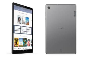 La última tableta NOOK de Barnes & Noble está fabricada por Lenovo