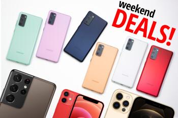 Las mejores ofertas de esta semana: Galaxy S20 FE y iPhone 11 Pro gratis, descuento en Apple Watch SE y más