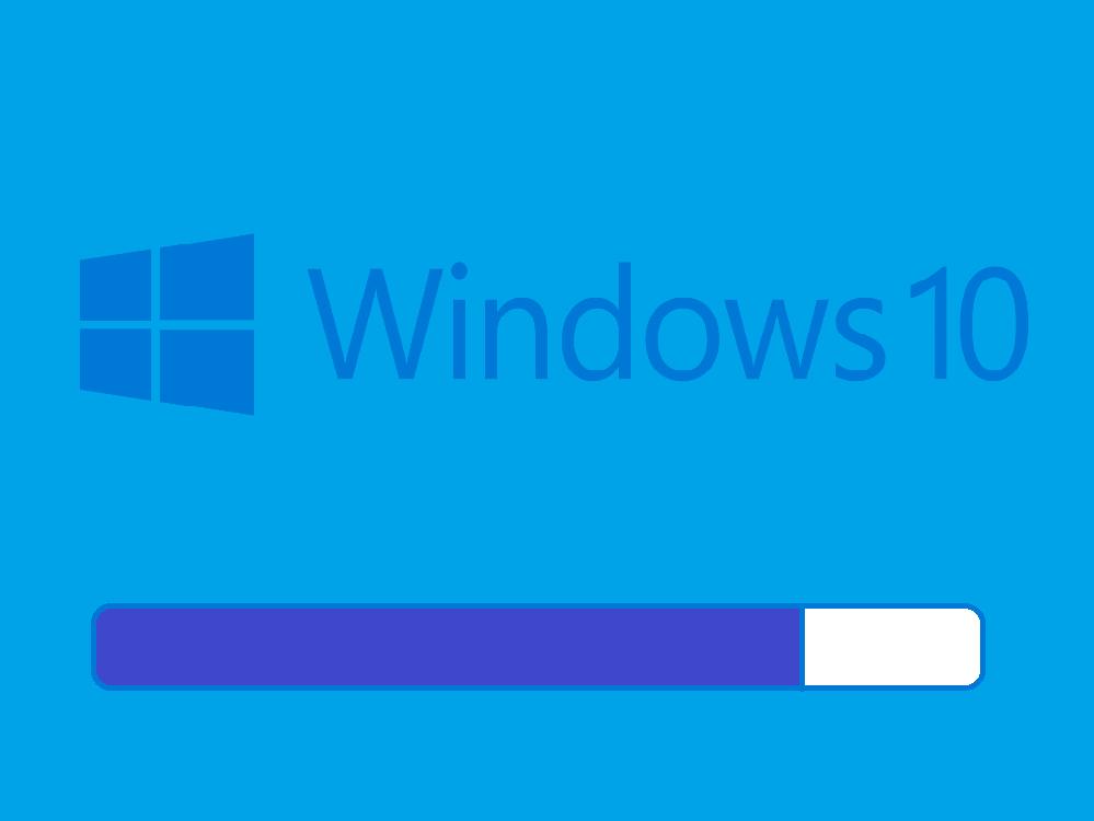 Asistente de actualización de Windows 10