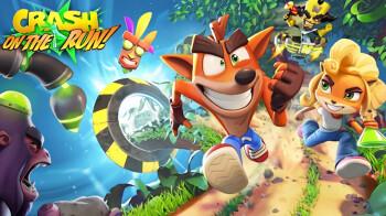 Crash Bandicoot: ¡En la carrera!  se activa en Android e iOS antes de lo esperado