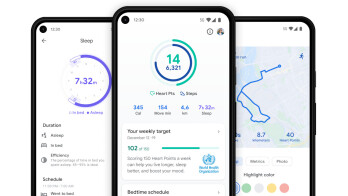 Google Fit ahora puede medir la frecuencia cardíaca y respiratoria usando solo un teléfono
