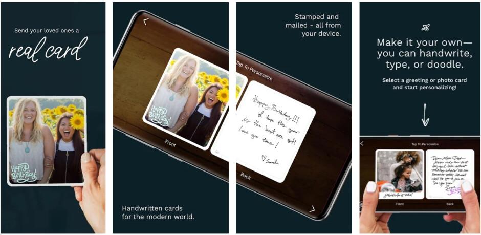 Cómo enviar una postal desde tu teléfono