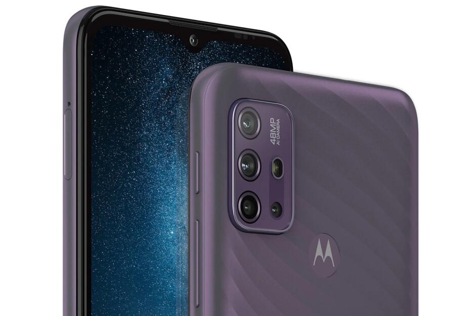 Motorola Moto G10 - Motorola tiene otro teléfono inteligente 5G asequible en proyecto