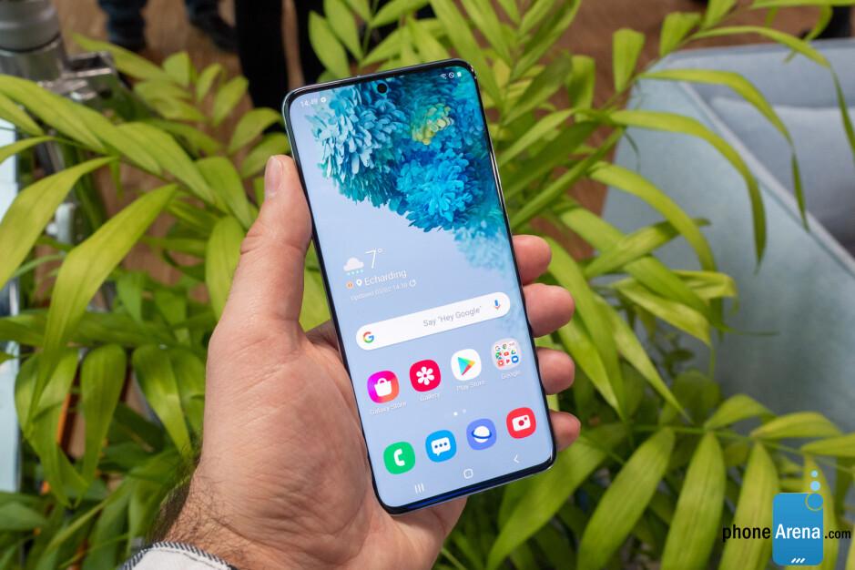 Galaxy S20 - Samsung Galaxy A72 5G vs Galaxy S20 5G: vista previa y expectativas