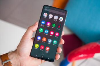 Samsung Galaxy A71 obtiene la actualización de Android 11 con One UI 3.1 (modelo que no es 5G)