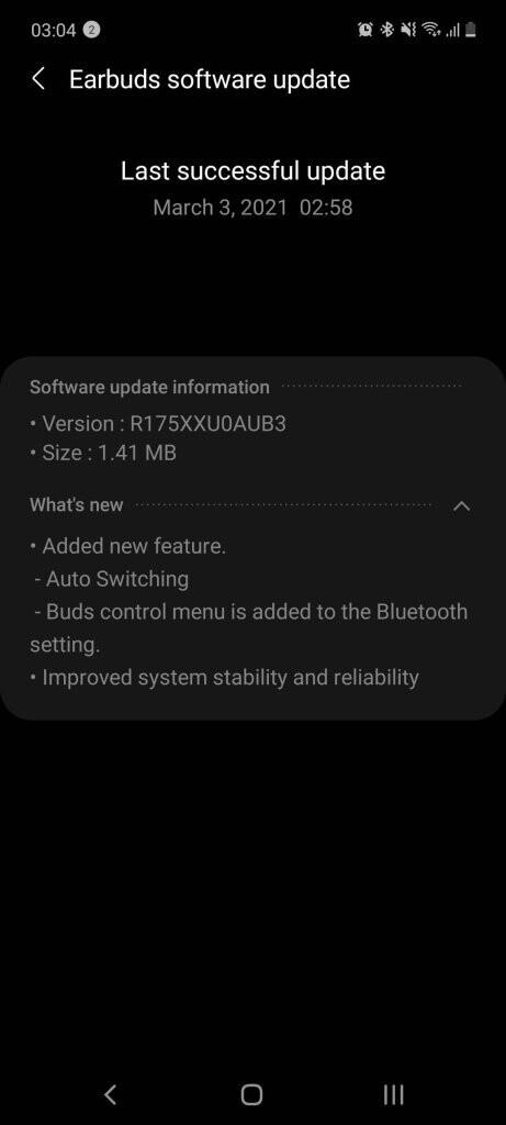 Samsung actualiza Galaxy Buds + con una nueva función, mejoras