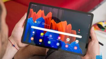 Samsung Galaxy Tab S7 Lite solo puede ofrecerse en un tamaño