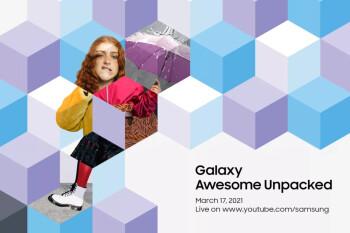 Samsung anuncia su segundo evento Unpacked del año para el 17 de marzo