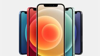 Ceramic Shield protege el 5G Apple iPhone 12 después de que el teléfono se manipula en un nuevo anuncio