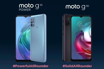 El Moto G10 Power llegará oficialmente pronto con una batería enorme en la cubierta