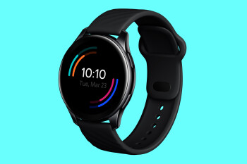 El OnePlus Watch se parece mucho al Galaxy Watch Active de Samsung