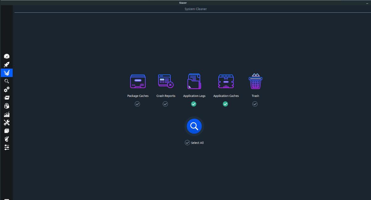 Ubuntu: eliminar el historial de la aplicación