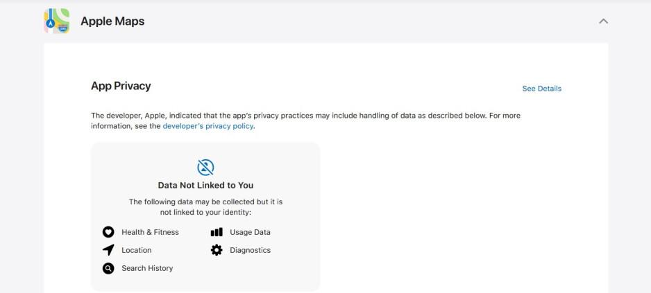 Apple coloca etiquetas de privacidad para sus propias aplicaciones internas: ¡descubra qué datos recopilan de usted las propias aplicaciones de Apple!