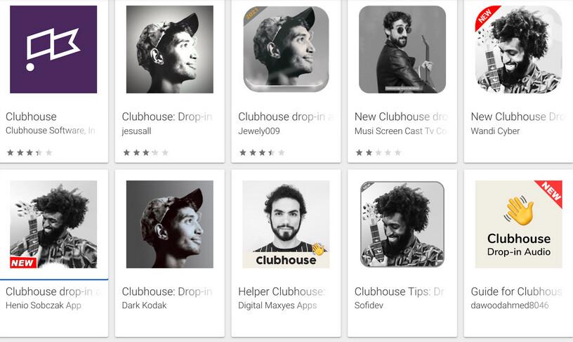 Las aplicaciones falsas de Clubhouse para Android están estafando a los consumidores: todavía faltan meses para Clubhouse para Android