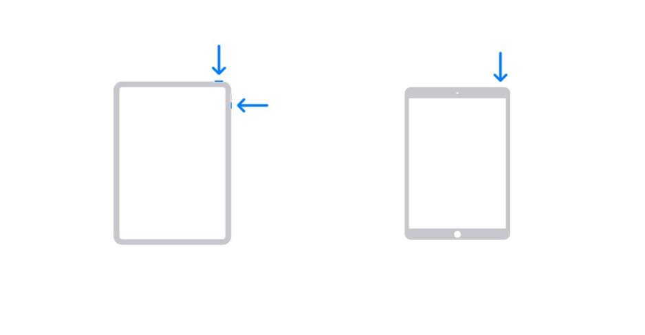 Cómo reiniciar un iPad