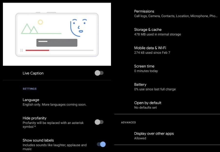 Los botones de subtítulos en vivo desactivados están regresando como magia en algunos teléfonos Pixel: ¡es mágico!  El botón Live Caption vuelve a aparecer en algunas unidades Pixel después de ser desactivado