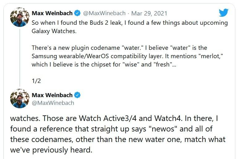 Tipster dice que Samsung reemplazará Tizen con Watch OS en sus nuevos relojes 2021: el código oculto revela que Tizen podría ser reemplazado por Wear OS en los relojes Samsung 2021
