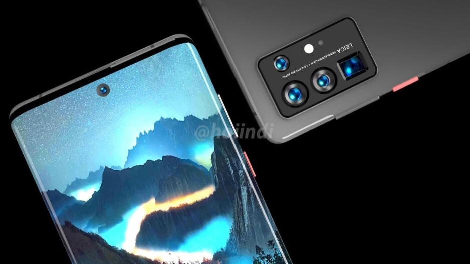 La serie Huawei P50 podría retrasarse hasta junio: el último informe dice que la serie 5G Huawei P50 podría permanecer no oficial hasta junio