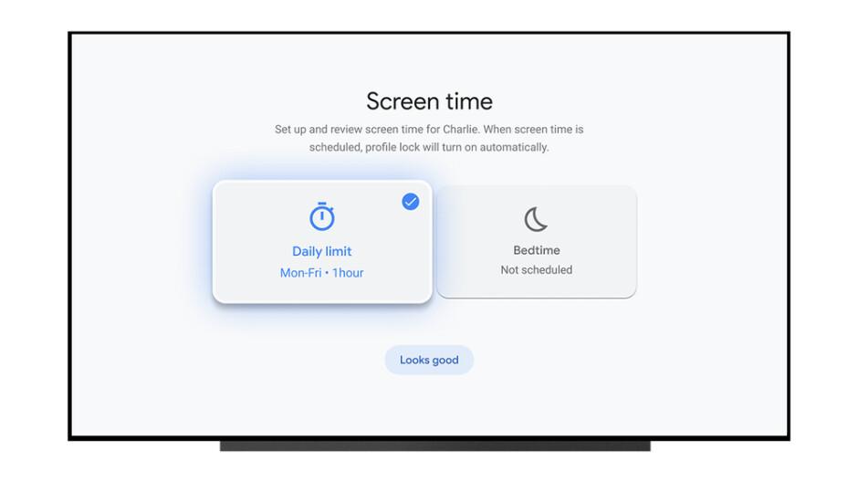 Google presenta perfiles de niños para Google TV