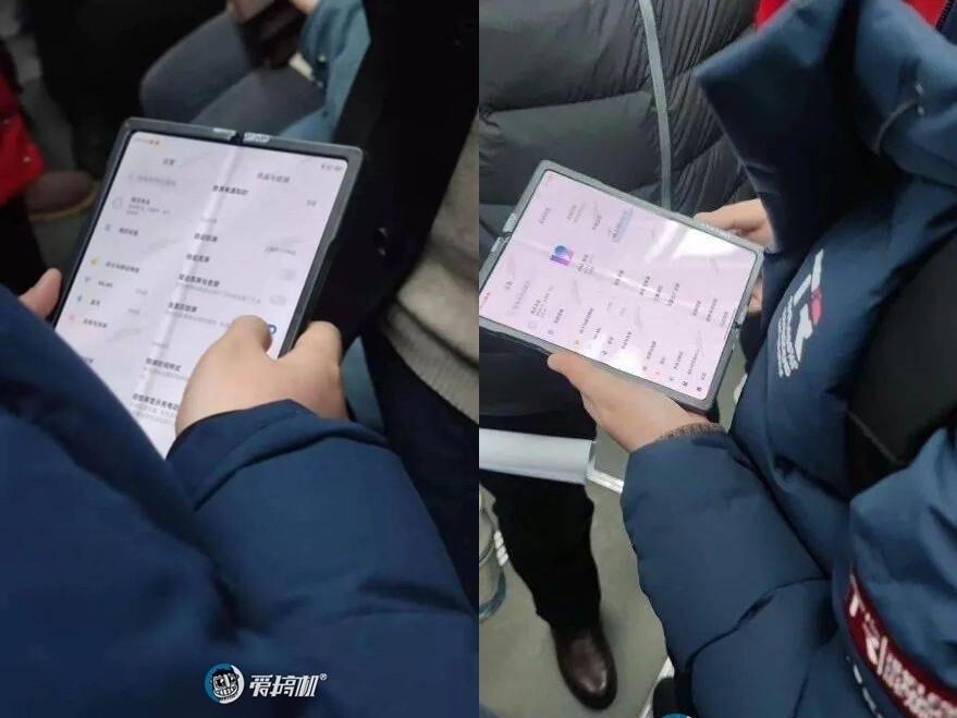 Xiaomi Mi Mix Fold se filtra horas antes del anuncio oficial