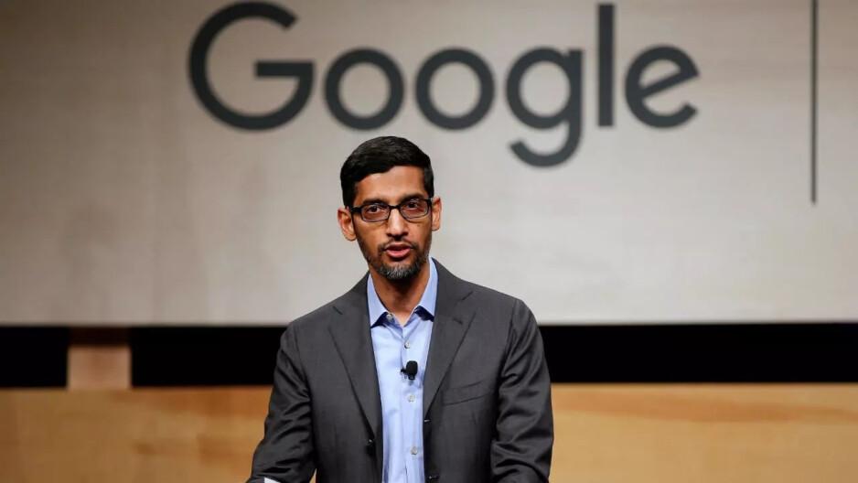 Sundar Pichai, director ejecutivo de Google: el Congreso culpa a Google y Facebook de mantener a los niños adictos a sus servicios