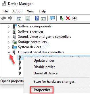 Administrador de dispositivos Controladores de bus serie universal Asmedia Usb 3.0 Propiedades de controlador de host extensible