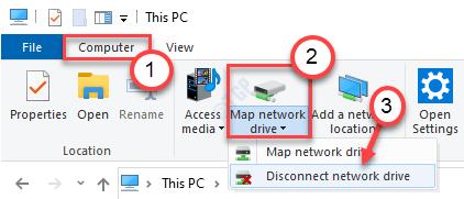 Minuto de unidad de red del mapa