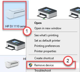 Quitar Hp Printer Min