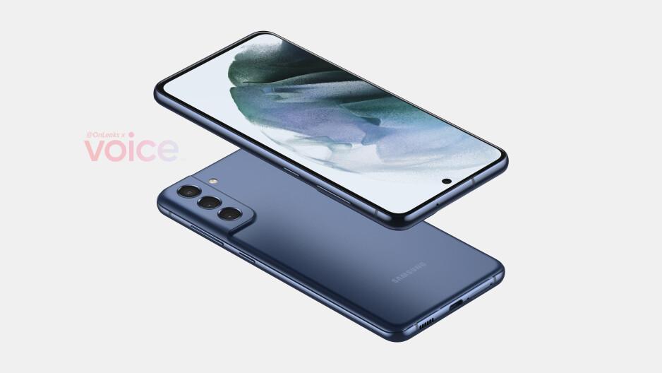 El Samsung Galaxy S21 FE tendrá una configuración de triple cámara en la parte trasera: aquí está su primer vistazo al Samsung Galaxy S21 FE 5G