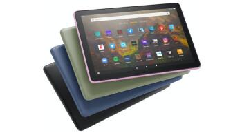 La nueva línea expansiva Fire de Amazon incluye la tableta más poderosa de la compañía hasta ahora